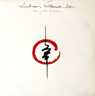 Andreas Vollenweider ‎- Dancing With The Lion (LP) (EX/VG-)